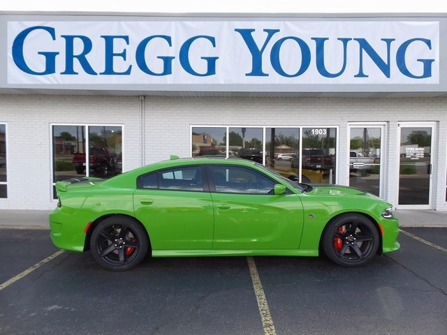 Dodge Charger Hellcat Lease >> New 2017 Dodge Charger SRT Hellcat Sedan in Grand Island # ...