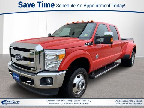Pre-Owned 2016 Ford Super Duty F-350 DRW Lariat